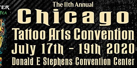 The 11th Annual Chicago Tattoo Arts Convention tickets