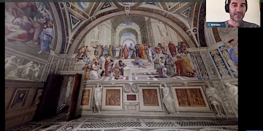 Vatican & Sistine Chapel Virtual Tour