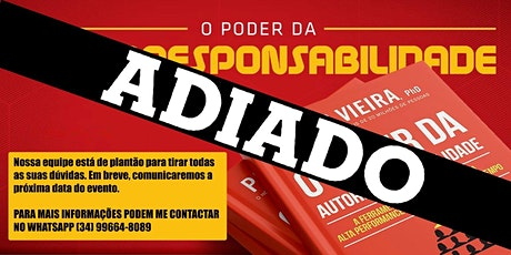 """WorkShop [ADIADO] """"O PODER DA AUTORRESPONSABILIDADE"""" tickets"""