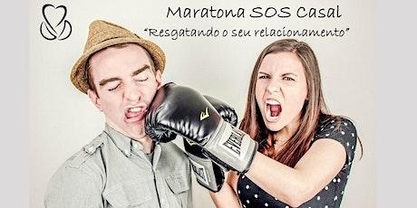 Maratona SOS Casal - Resgatando o seu relacionamento - Mentoria ONLINE ingressos