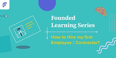 How to Hire my first Employee / Contractor? tickets