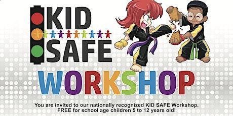 VIRTUAL Kid's Safe Beginner Kids Karate Workshop tickets