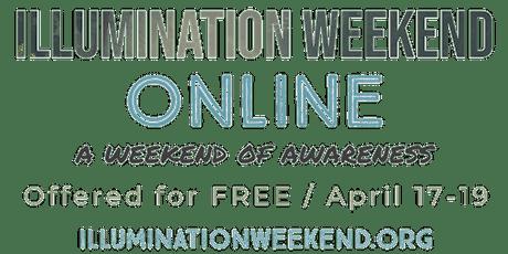 Illumination Weekend ONLINE tickets