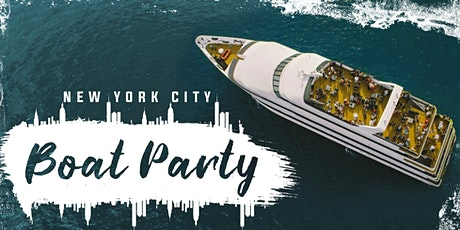 Saturday Sunset Yacht Cruise in Manhattan - Statue of Liberty Sightseeing Boat Party tickets