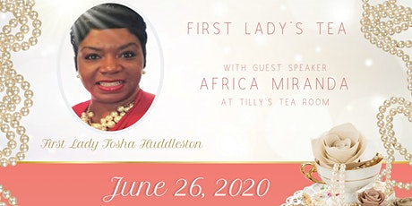 First Lady's Tea tickets
