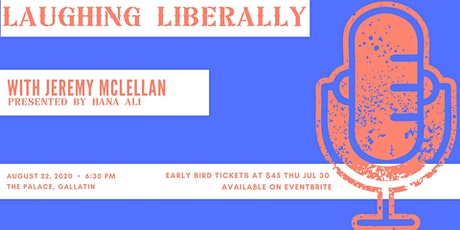 Laughing Liberally tickets