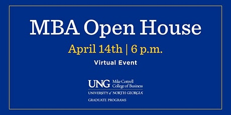 MBA Open House tickets