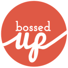 Bossed Up | Emilie Aries logo