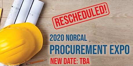[Canceled] 2020 Norcal Procurement Expo [San Ramon] tickets