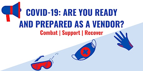 COVID-19: Are You Ready and Prepared as a Vendor?  tickets
