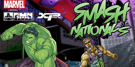 SMASH Nationals tickets