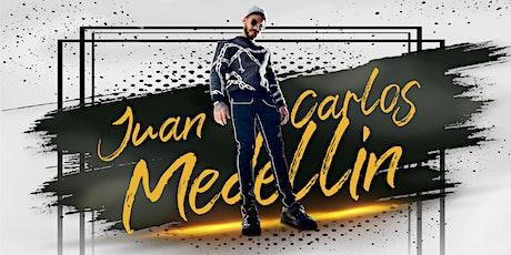 Juan Carlos Medellin tickets