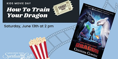 Family Movie Event: How to Train Your Dragon tickets
