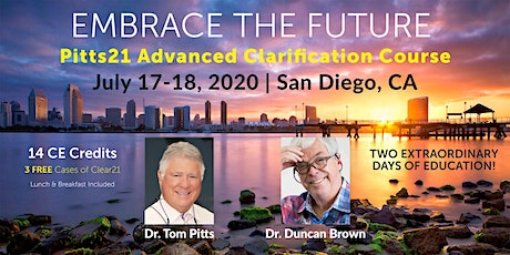 Embrace the Future - Pitts21 Advanced Course tickets