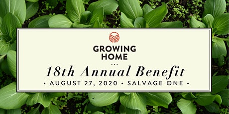 Growing Home 18th Annual Benefit (New Date) tickets