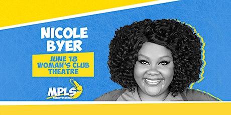Nicole Byer tickets