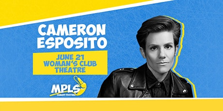 Cameron Esposito tickets