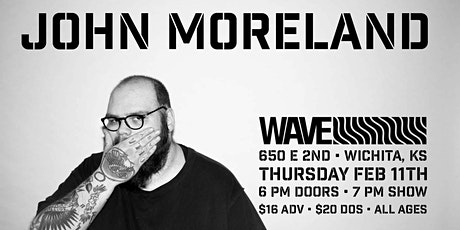 John Moreland & S.G. Goodman at Wave tickets