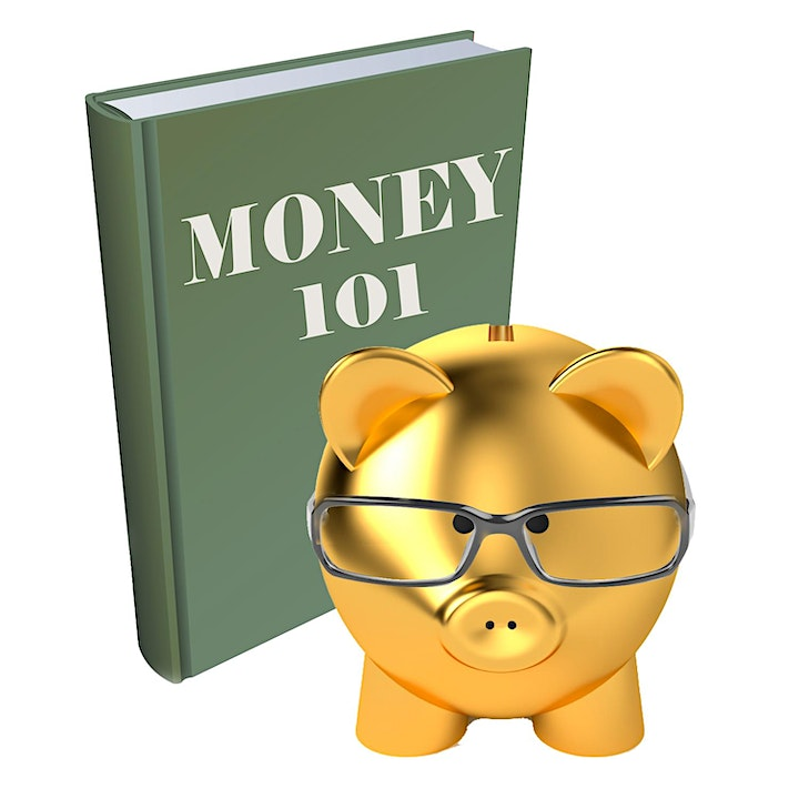 Money 101 Free Virtual Workshop image