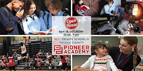 Pioneer Academy PK-12 Open House - 4/18 tickets