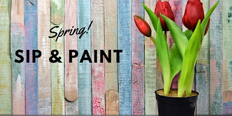 Spring Into Summer- Sip & Paint tickets