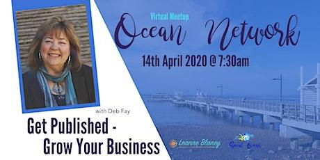 Ocean Network VIRTUAL Meetup April tickets