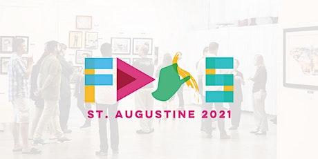 Florida Deaf Art Show: St. Augustine 2021