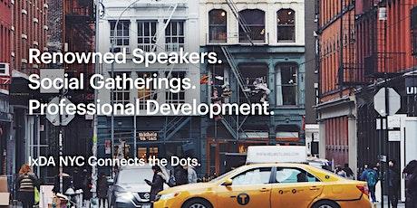IxDA NYC Presents:Designer Side Hustles tickets