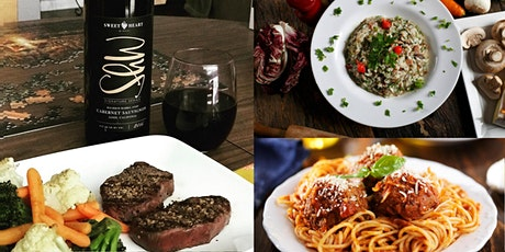 Wine & Dine - Marchio's Grill tickets