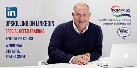 UpSkilling on LinkedIn tickets