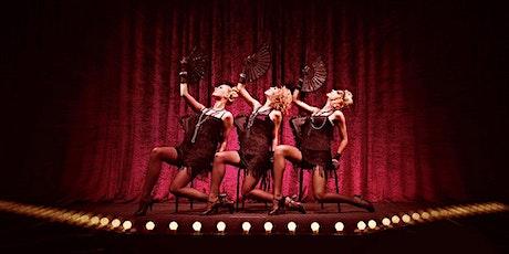 Red Velvet Burlesque Show NYC's #1 Burlesque Cabaret Show in NYC tickets