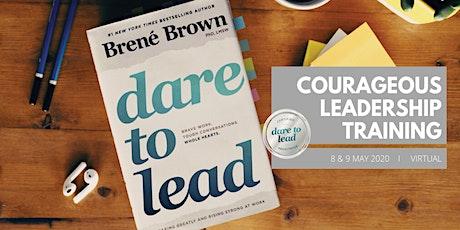 Dare to Lead™  - Virtual Training tickets