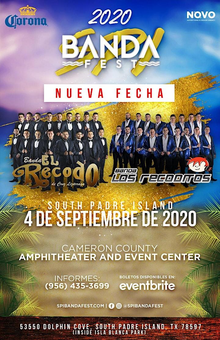 SPI Banda Fest 2020 Banda El Recodo y Los Recoditos image