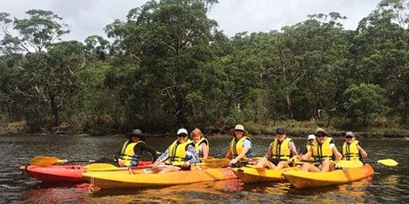 Women's Kayaking Day: Port Hacking // Sunday 18th October tickets