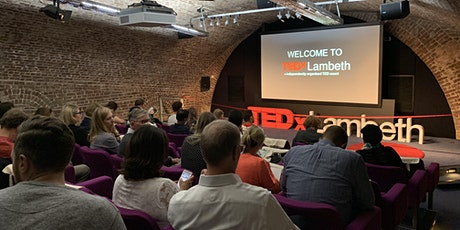 TEDxLambeth: Antinomies! 2020 tickets