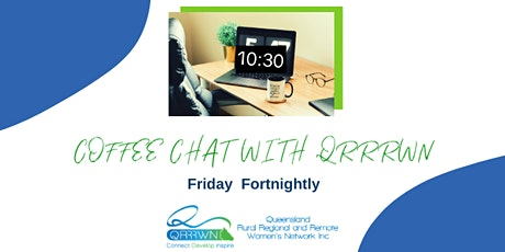 Coffee Chat with QRRRWN tickets