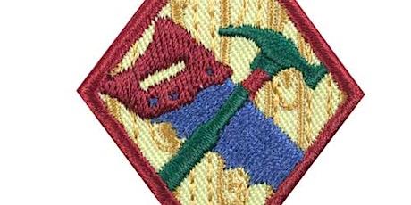 Woodworker Badge (grades 6-8) tickets
