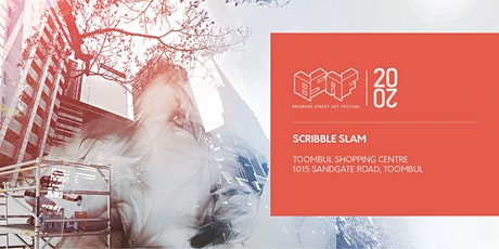 Scribble Slam @ Toombul Centre tickets
