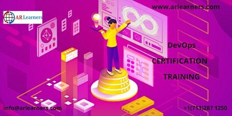 DevOps Certification Training Course In Newark, NJ,USA tickets