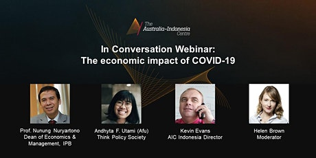 AIC In Conversation Webinar: Economic impact of COVID-19 tickets