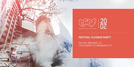 Festival Closing Party tickets