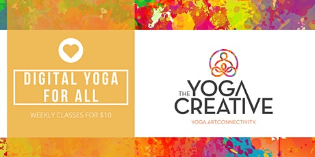 Weekly Yoga Pass tickets
