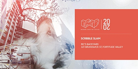 Scribble Slam @ Ric's Backyard tickets