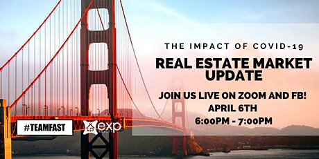 Zoom Webinar: Bay Area Real Estate Market After COVID-19 tickets