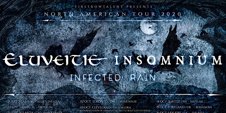 CANCELED: Eluveitie / Insomnium tickets