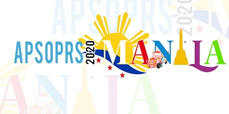 APSOPRS 11th  Congress in Manila, Philippines tickets