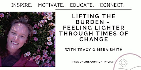 Communitea: Feeling lighter through times of change tickets