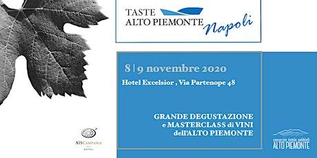 Taste Alto Piemonte - Napoli edition biglietti