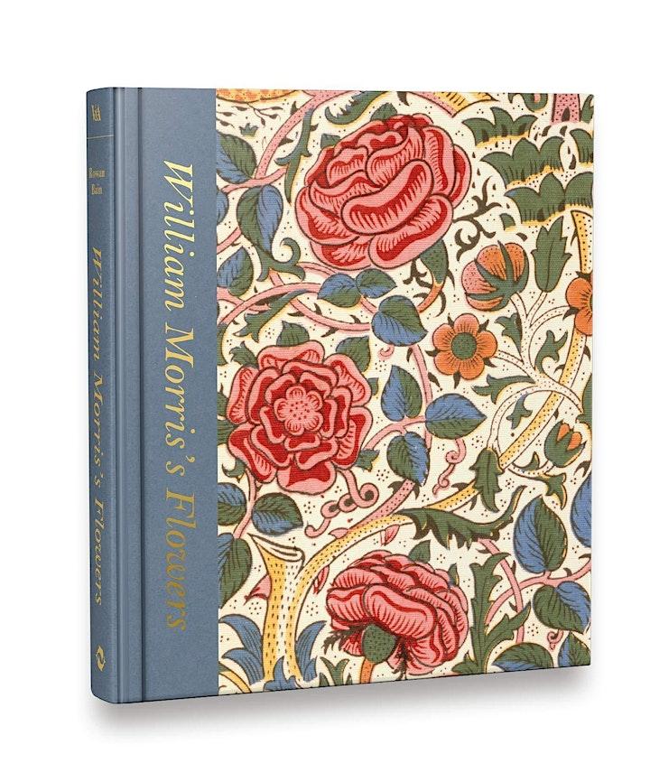 William Morris's Flowers - a talk by Rowan Bain image