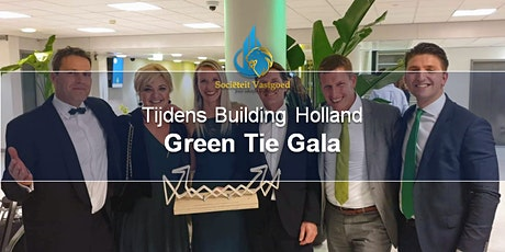 Green Tie Gala tijdens Building Holland - Partnerevent tickets